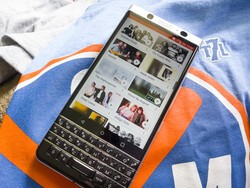 Best Music Apps for the BlackBerry KEYone