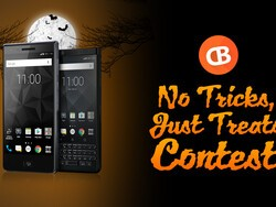 The annual CrackBerry No Tricks Just Treats Halloween contest is here!
