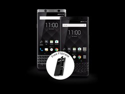 Get a free Flip Case with KEYone orders from the BlackBerry Mobile EU store