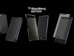 Here's a look at the first official BlackBerry Motion accessories