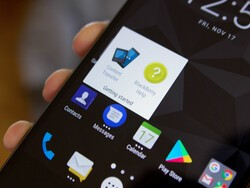 Using the BlackBerry Help app to learn more about your BlackBerry Motion