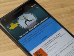 Audiobooks officially arrive on Google Play