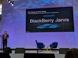 BlackBerry introduces cybersecurity product Jarvis at NAIAS