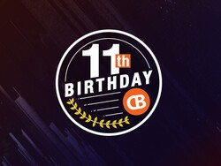 CrackBerry is 11 years old - Let's celebrate with a birthday giveaway!