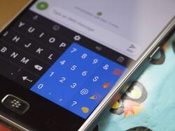 BlackBerry keyboard update brings language and customization improvements!