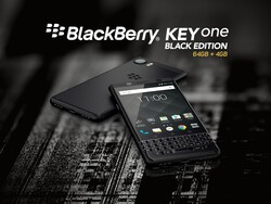 BlackBerry KEYone Black Edition now available at Amazon and Best Buy US