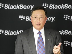 John Chen discusses his contract extension and ongoing plans for BlackBerry