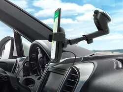 iOttie car mounts are 30% off today, like the $35 wireless charging version