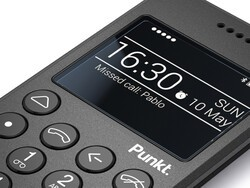 Punkt to soon launch MP02 phone that uses BlackBerry's security technology