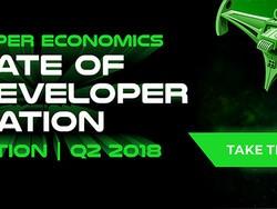 Don't be left out of the new Developer Economics Survey!
