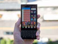 Snatch the unlocked BlackBerry KEY2 at a $100 discount