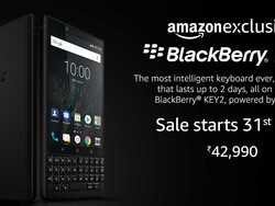 BlackBerry KEY2 will be available in India starting July 31