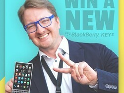 Reminder: Enter to win a BlackBerry KEY2 from CrackBerry Kevin!