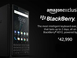 BlackBerry KEY2 now available in India from Amazon