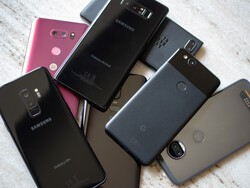 North American smartphone demand hits five-year low