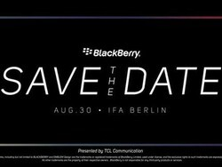 BlackBerry Mobile looks all set to announce the KEY2 LE on August 30