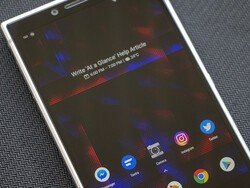 How to set up the Google 'At a glance' homescreen widget