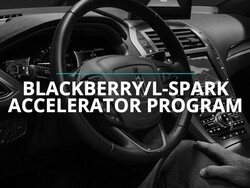 BlackBerry and L-SPARK launch second phase of startup accelerator program