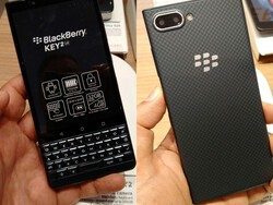 BlackBerry KEY2 LE dummy units begin arriving at Tbooth locations