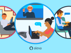 Amazon announces BlackBerry as a partner for Alexa for Business