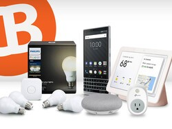 Win a BlackBerry KEY2 and home automation bundle!