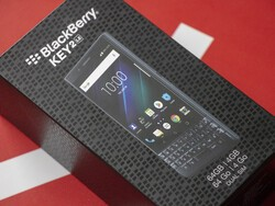 You could win a BlackBerry KEY2 LE in this giveaway!
