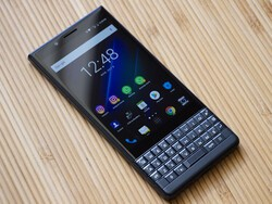 BlackBerry KEY2 LE will be available in India starting October 12