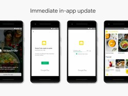 In-app Updates API allows Android apps to update while you're using them