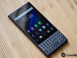 Win a BlackBerry KEY2 LE and prize package from CrackBerry