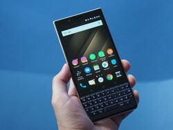 Champagne BlackBerry KEY2 LE now available at Best Buy!