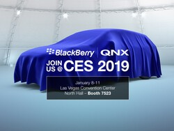 BlackBerry gears up for CES 2019