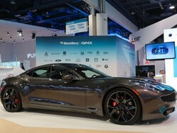 A look inside BlackBerry QNX's CES 2019 booth