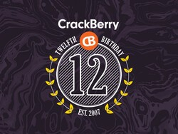 {Closed} Win a new BlackBerry in CrackBerry's 12th Birthday Celebration