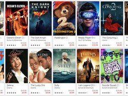 Snag some great movies from Google Play right now for only $5