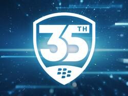 BlackBerry celebrates its 35th birthday!