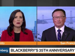 John Chen talks Cylance, AI, and what's ahead for BlackBerry