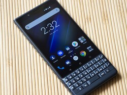Enter this giveaway and you could win a BlackBerry KEY2 LE and more