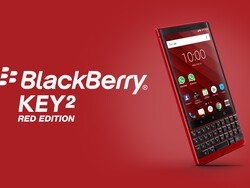 Alza, Celkom & Mall have special pricing on the BlackBerry KEY2 Red Edition