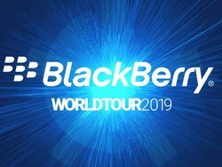 Register today for the BlackBerry World Tour 2019 event near you