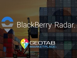 BlackBerry and Geotab team up to enhance asset management