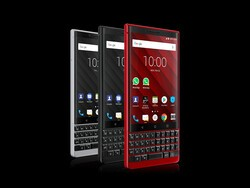 BlackBerry KEY2 Red Edition back in stock at the BlackBerry Mobile EU store