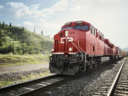 Canadian Pacific will deploy BlackBerry Radar asset monitoring solution