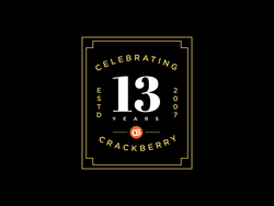 It's CrackBerry's birthday and we're giving away prizes!