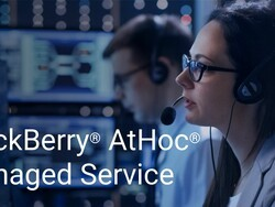 BlackBerry begins offering AtHoc Managed Service