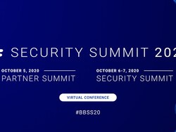 Register today for the BlackBerry Security Summit 2020!