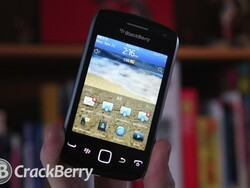 Leaked OS 7.1.0.714 for the BlackBerry Curve 9380