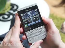 And the winner of CrackBerry Kevin's Porsche Design BlackBerry is....