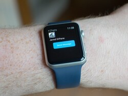 BBM picks up Apple Watch and quick reply support