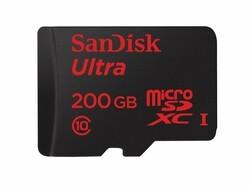 SanDisk's 200GB microSD card is just $64