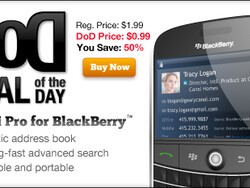 Deal of the Day: Get Xobni Super Address Book for just 99 cents!